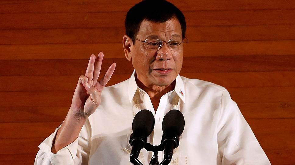 Как Филиппины попали в зависимость от борьбы с наркотиками