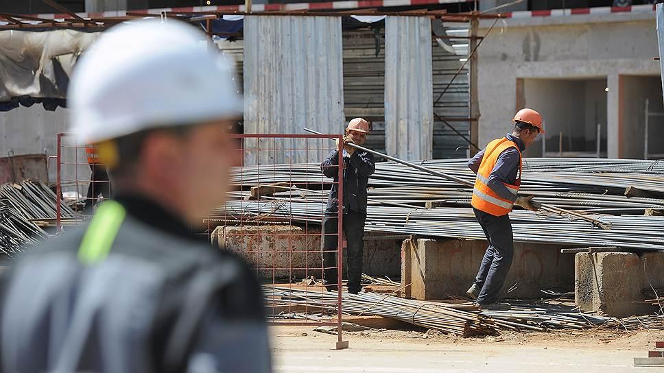 За первое полугодие этого года обанкротилось 1,6 тыс. строительных организаций