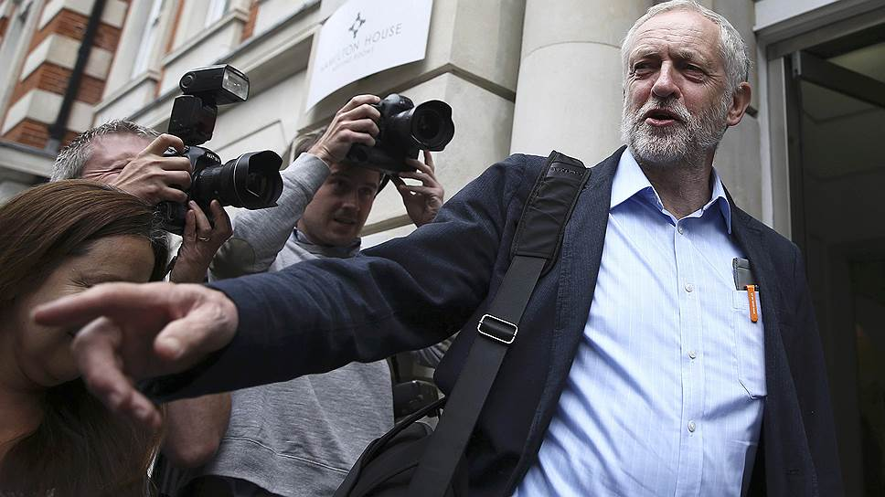 Как британские лейбористы готовятся определять судьбу своего лидера
