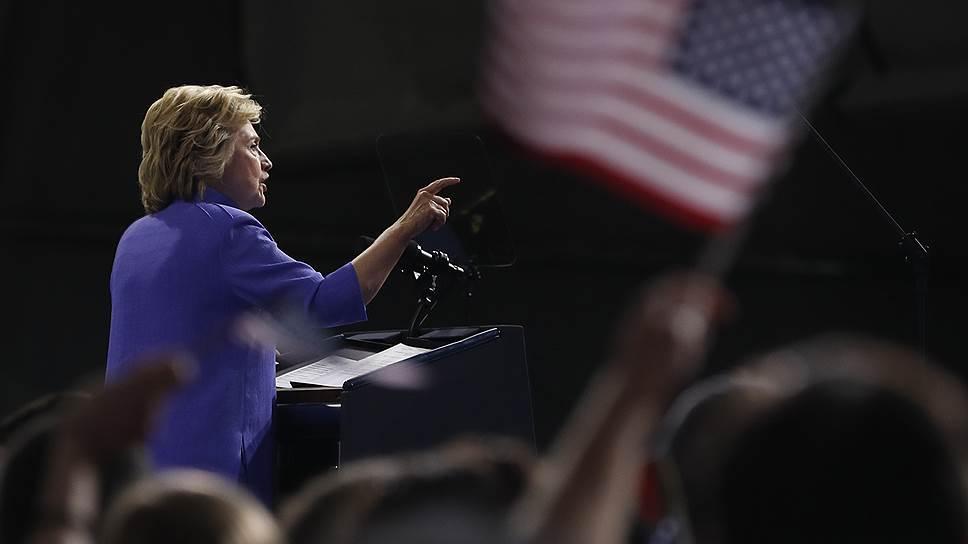 Какие новые аргументы против Хиллари Клинтон нашел Дональд Трамп