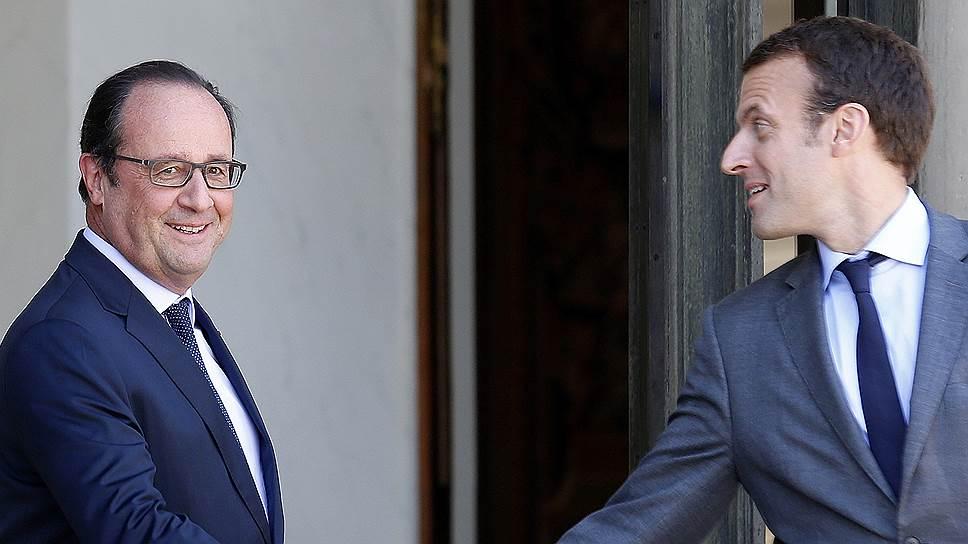 Как министр экономики Франции нацелился на Елисейский дворец