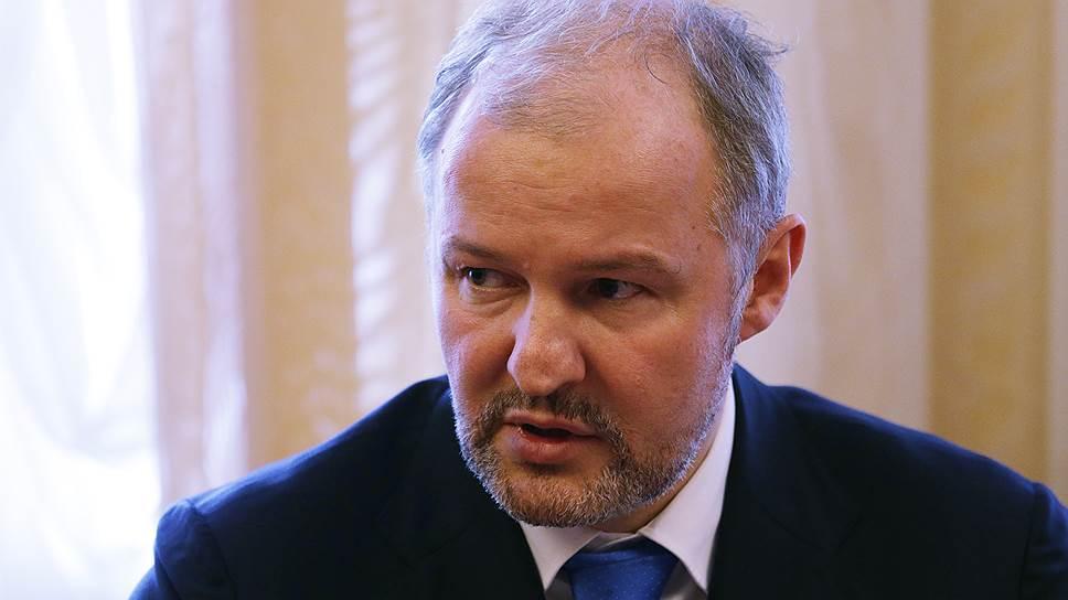 Экс-глава Объединенной судостроительной корпорации и совладелец «Новопорта» Роман Троценко