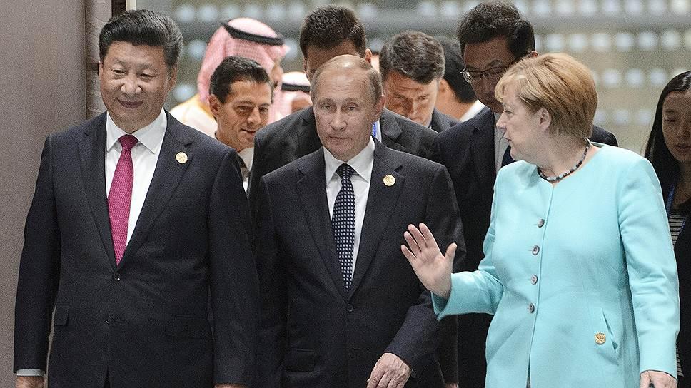 Как и о чем Владимир Путин разговорился с мировыми лидерами