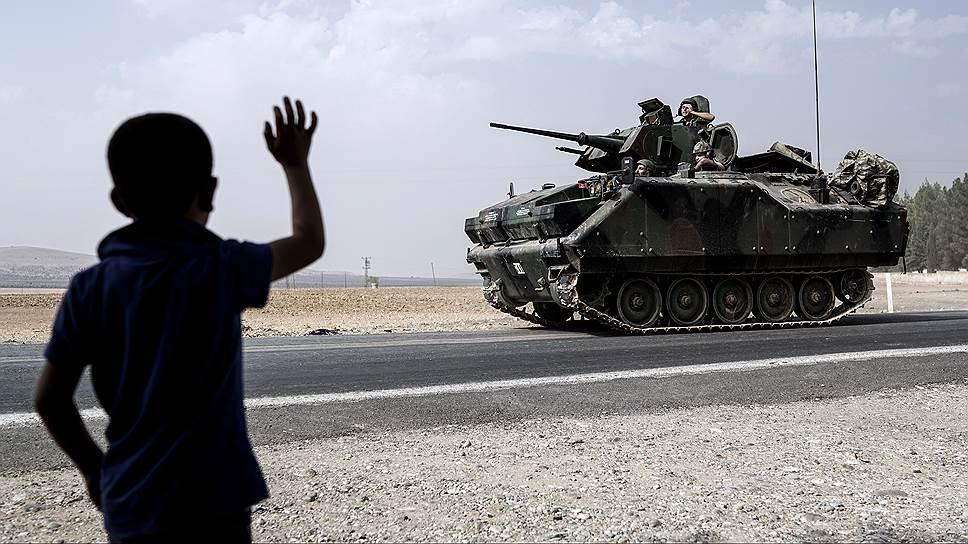 Как Турция пообещала вступить в войну с ИГ в обмен на решение курдского вопроса