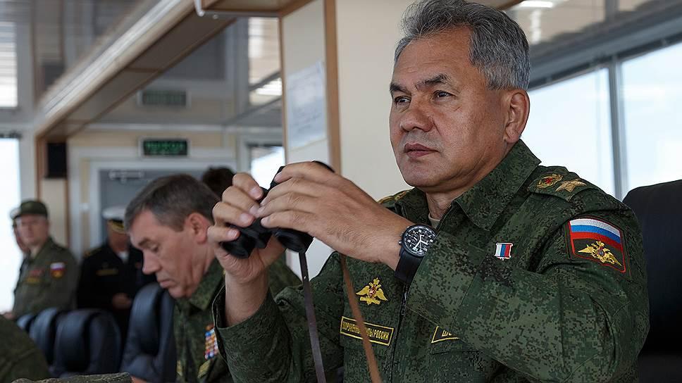 Как военные учились оборонять Крым