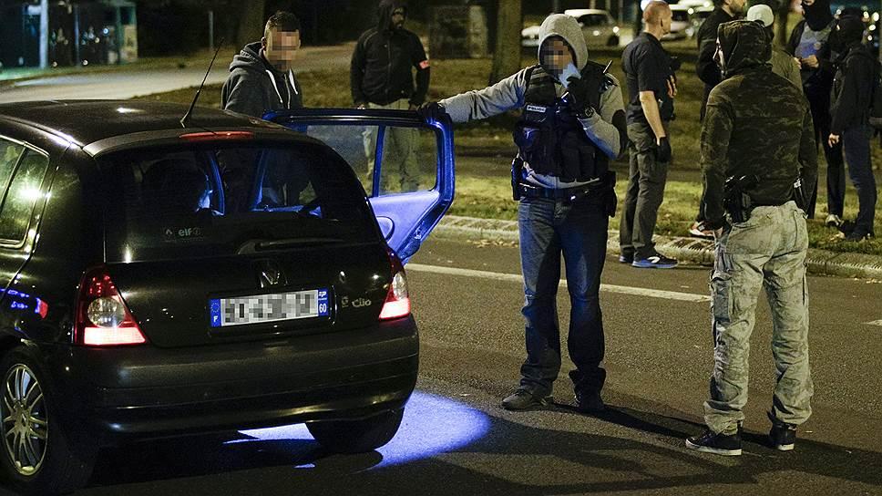 Как в Париже арестовали пять смертниц