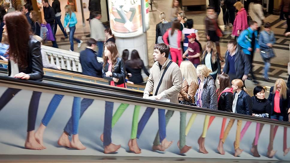 Как перед 1 сентября в магазинах увеличился трафик