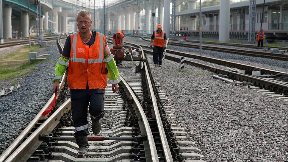 Как железным дорогам начертили трехпалатную планировку