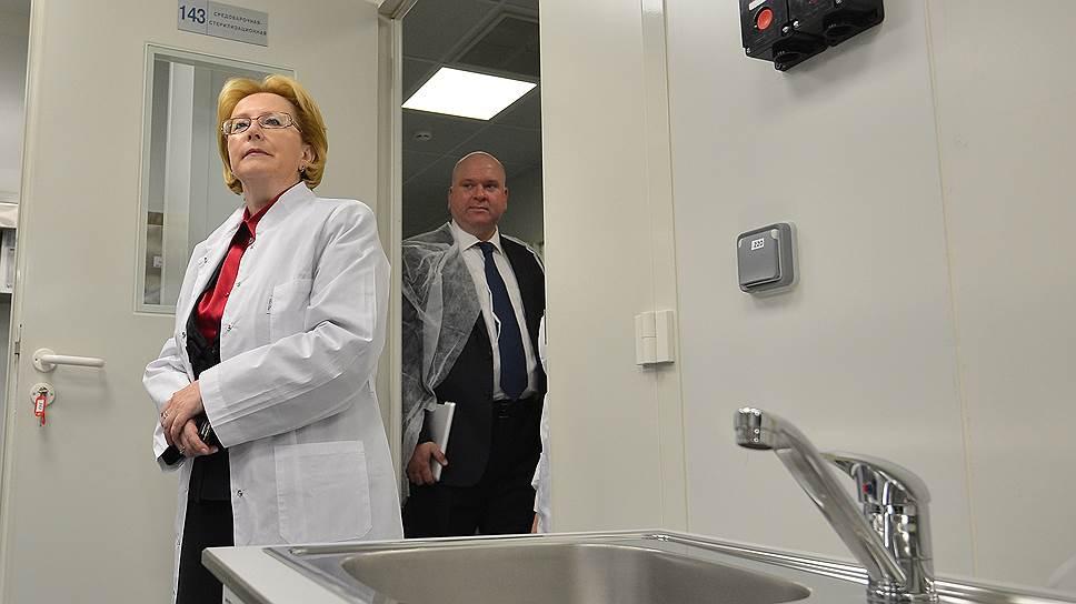 Минздрав обсуждает новый способ вывода государственных клиник на рынок частной медицины