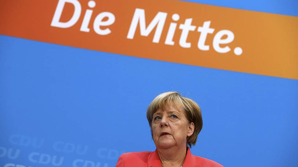 Как Ангела Меркель споткнулась о Берлин