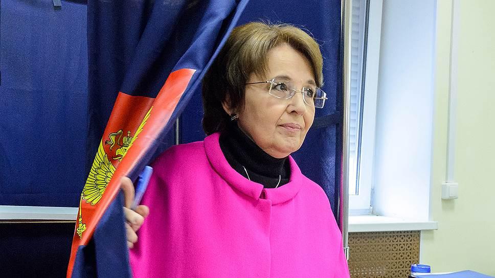 Оксана Дмитриева продолжила борьбу за округ