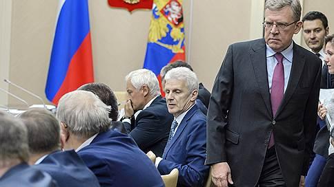 Все вернулось на други своя // Правительство будет верстать бюджет при $40 за баррель и Алексее Кудрине