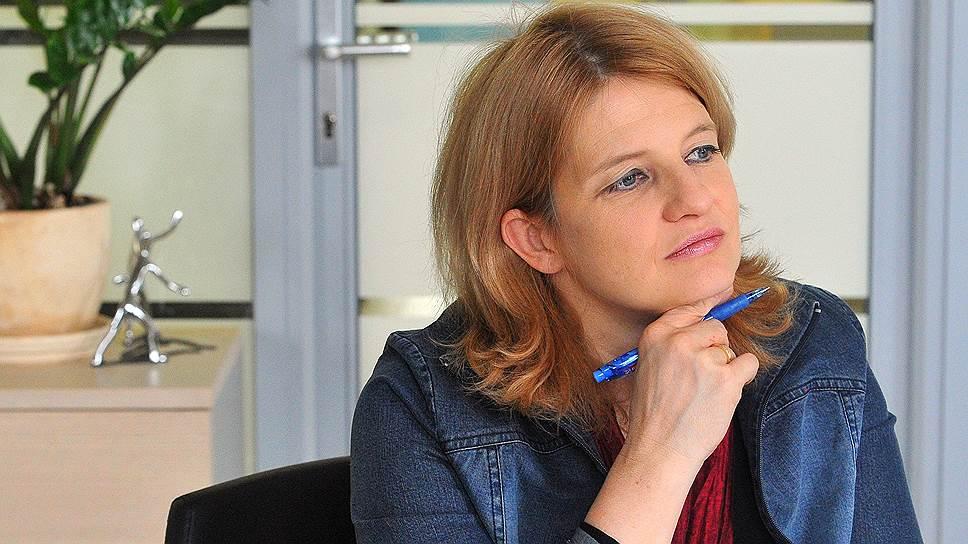 Гендиректор InfoWatch и член рабочей группы «ИТ + Суверенитет» при администрации президента Наталья Касперская