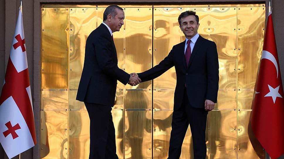 Как тема грузино-турецких отношений стала одной из ведущих в ходе предвыборной кампании в Грузии