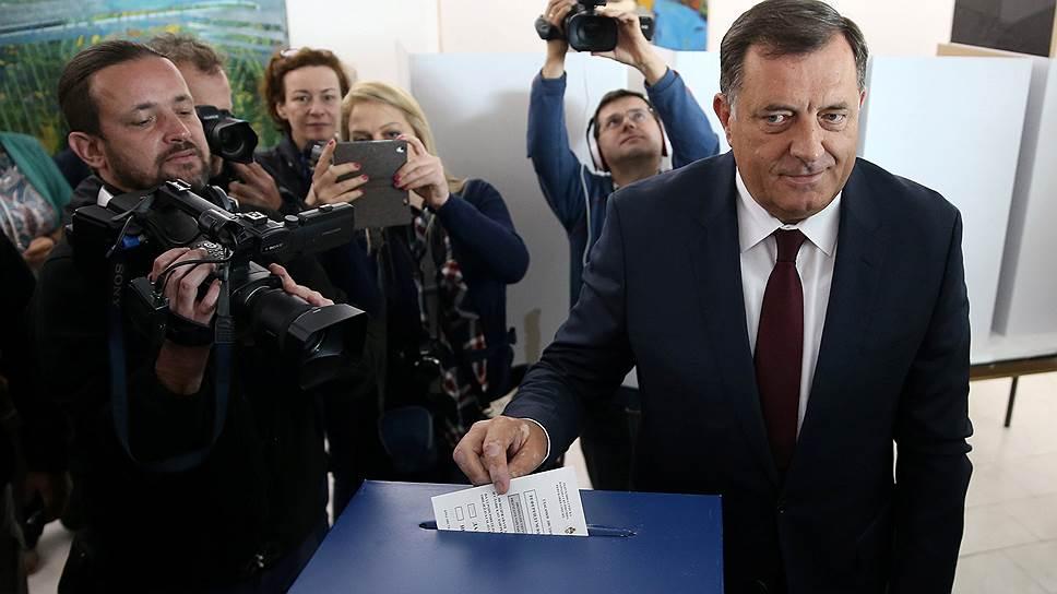 Как боснийские сербы самоопределились с Днем республики