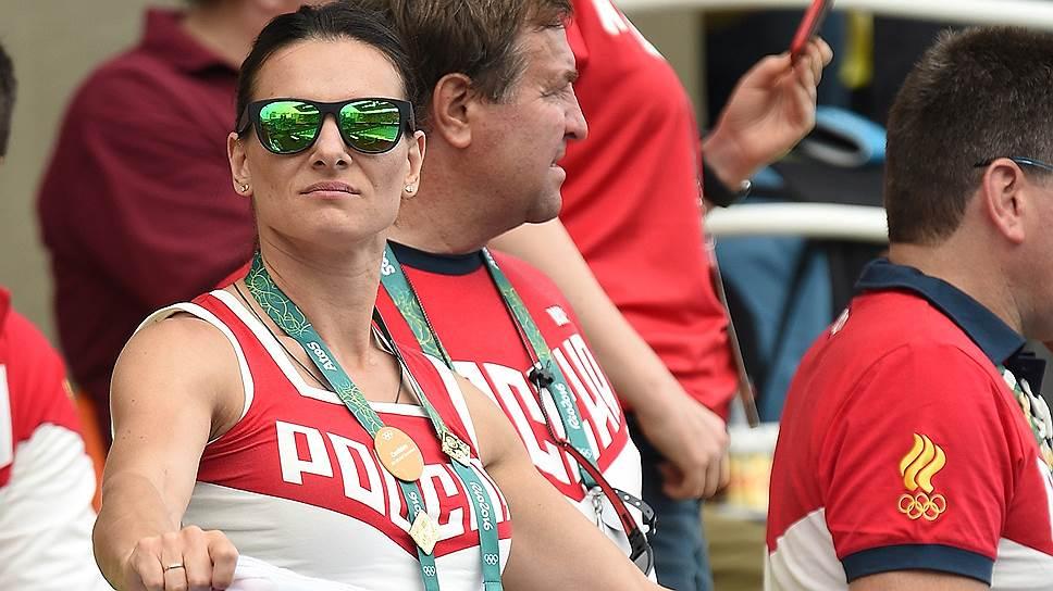 Как Елена Исинбаева решила возглавить ВФЛА