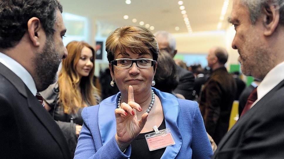 Бывший постпред РФ при ЮНЕСКО Элеонора Митрофанова стала послом по особым поручениям в МИДе