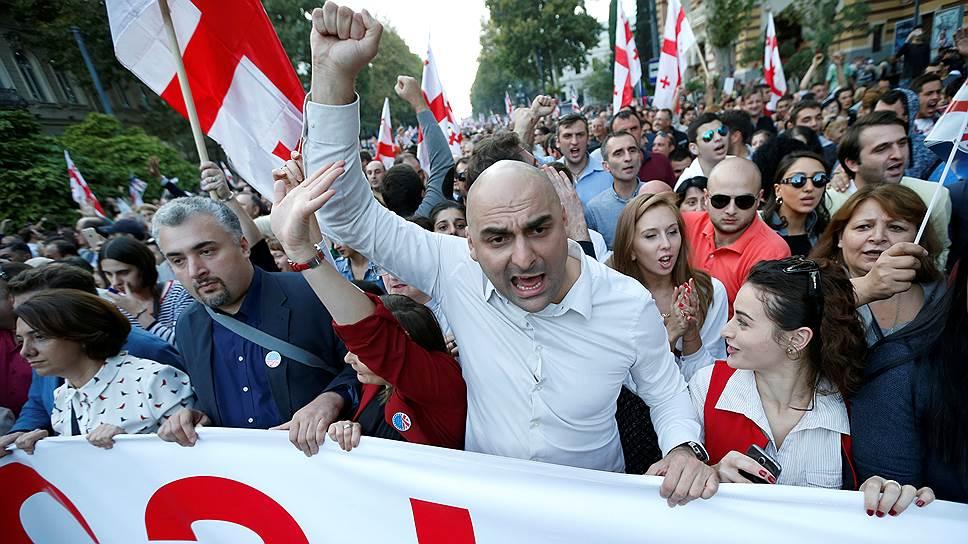 Как покушение на соратника Михаила Саакашвили могло повлиять на результаты голосования