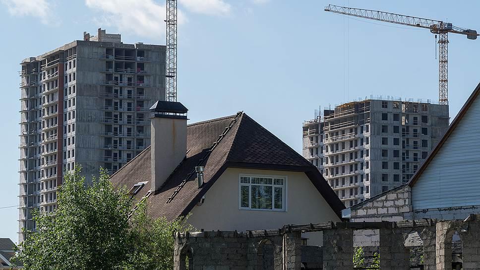 Неоформленную недвижимость позвали на помощь бюджету