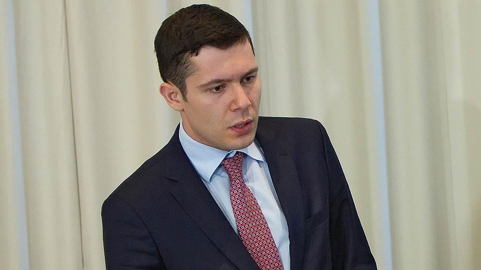 Как Антон Алиханов стал врио губернатора Калининградской области