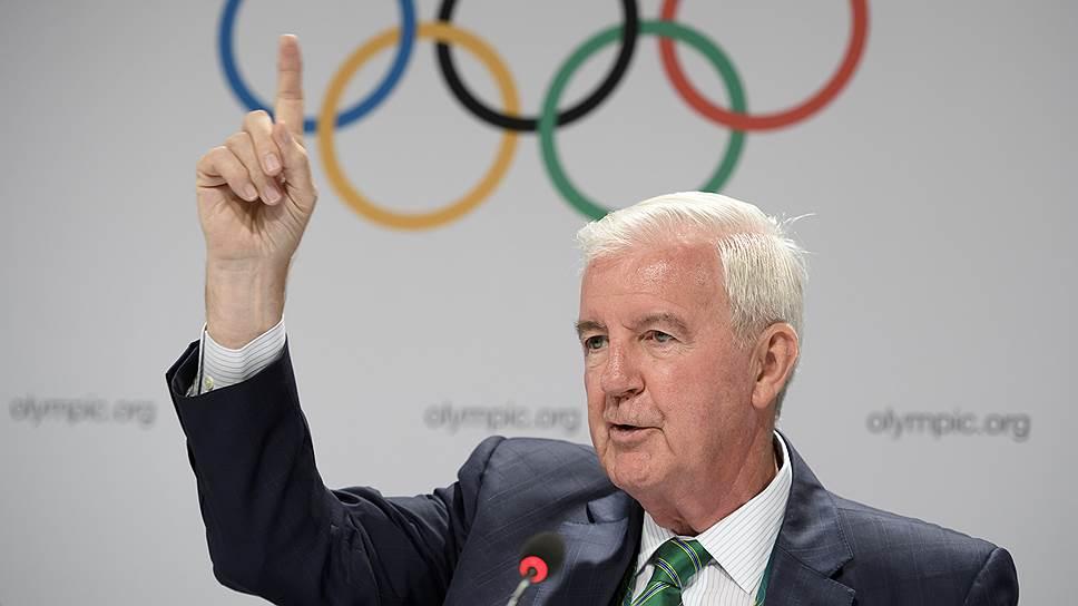 Как МОК рекомендовал предоставить WADA дополнительные полномочия и дополнительное финансирование