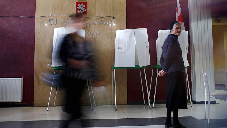 Почему «Грузинская мечта» задумалась над отменой всенародных выборов президента Грузии