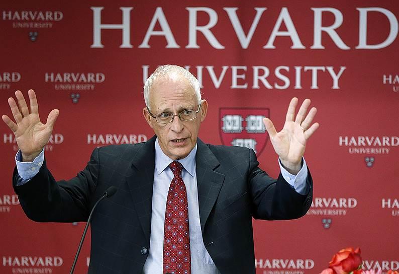Лауреат Нобелевской премии по экономике —  британский экономист Оливер Харт