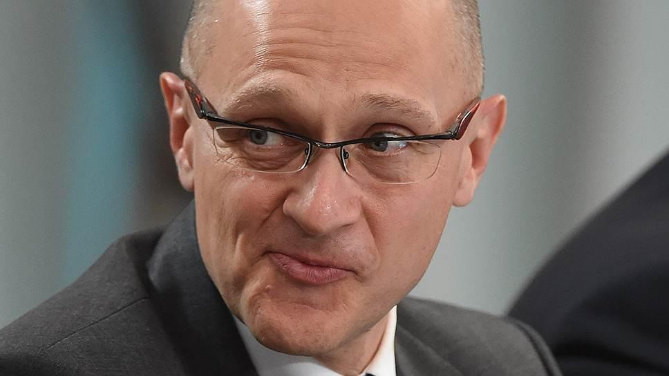 Первый замглавы АП Сергей Кириенко