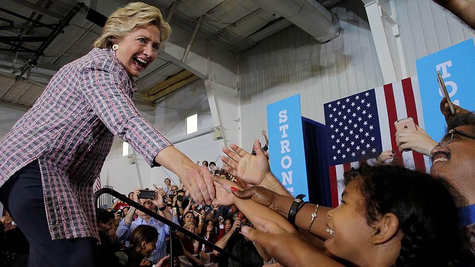 Как Хиллари Клинтон и Дональд Трамп попытались склонить на свою сторону латиноамериканцев