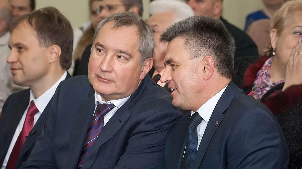 Как Дмитрий Рогозин принуждал к миру кандидатов на пост президента Приднестровья
