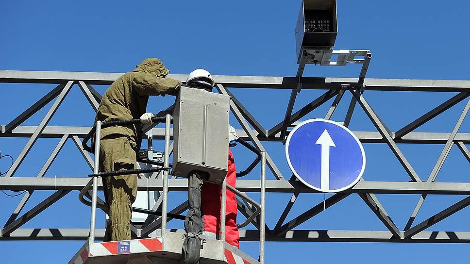 Столичные власти готовят стратегию развития системы фиксации нарушений ПДД