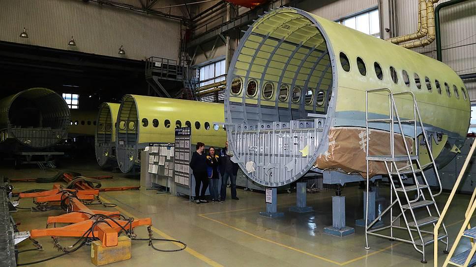 Заказов на SSJ 100 пока не хватает для загрузки производства двигателей