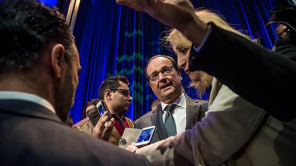 Как Франсуа Олланд теряет поддержку собственных однопартийцев