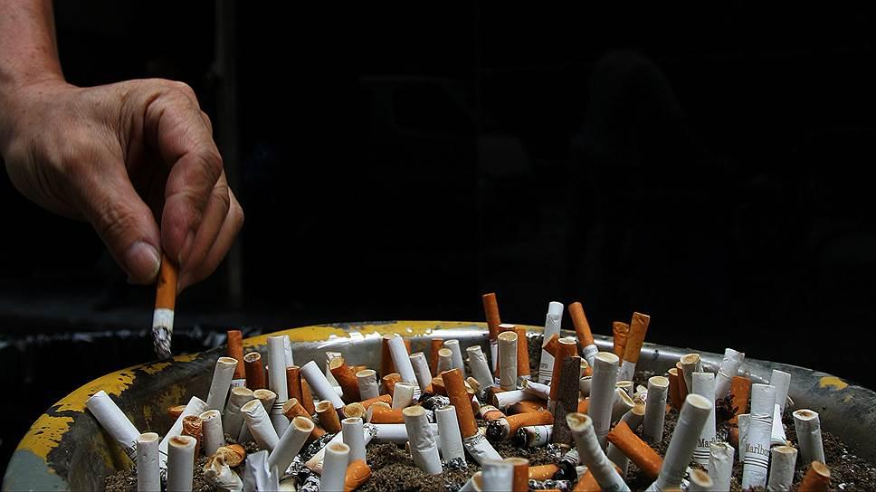 Почему лидеры табачного рынка снизили объемы отгрузок в Россию