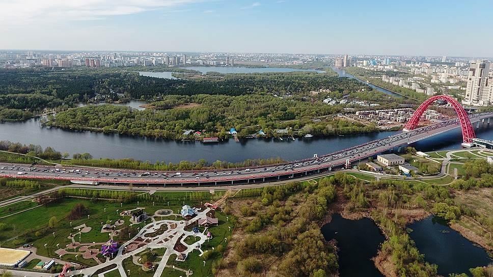 Как Сергея Собянина просили отвести угрозу от Москворецкого парка
