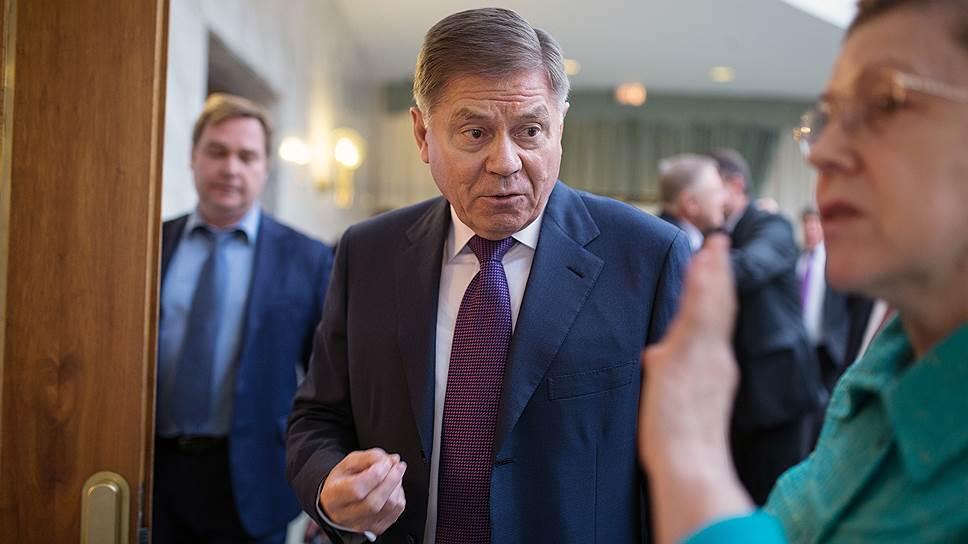 Как Вячеслав Лебедев выступил за создание новой концепции правоприменения УПК и УК