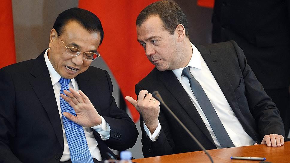 Как зона свободной торговли РФ с Китаем на переговорах в Санкт-Петербурге стала чуть ближе