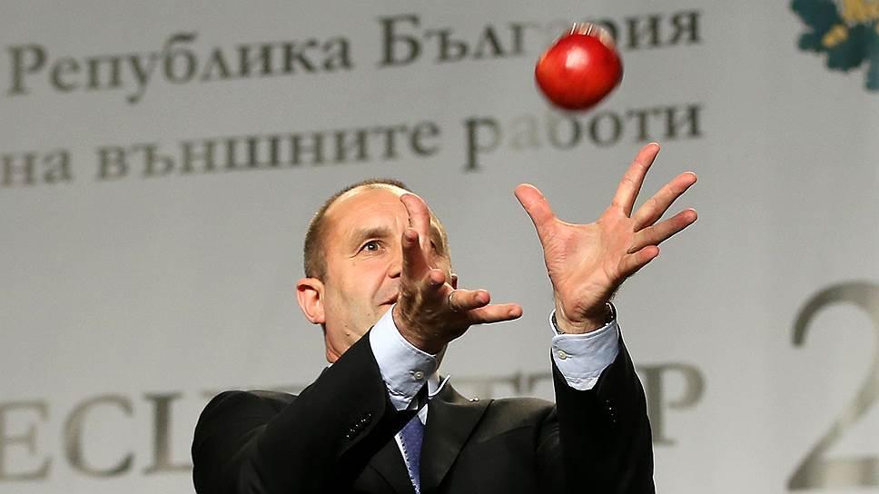 Как Румен Радев стал президентом Болгарии