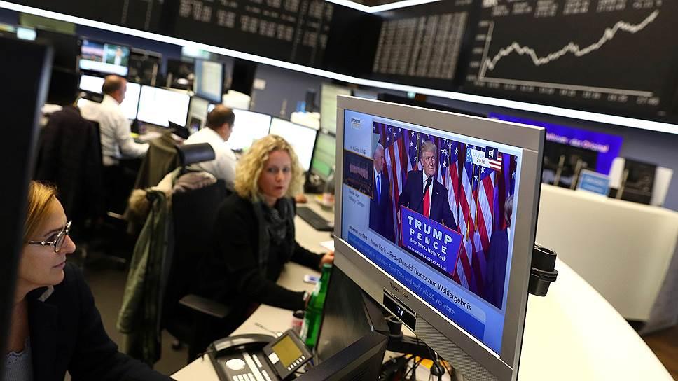 Международные инвесторы начинают с большим оптимизмом смотреть на перспективы мировой экономики