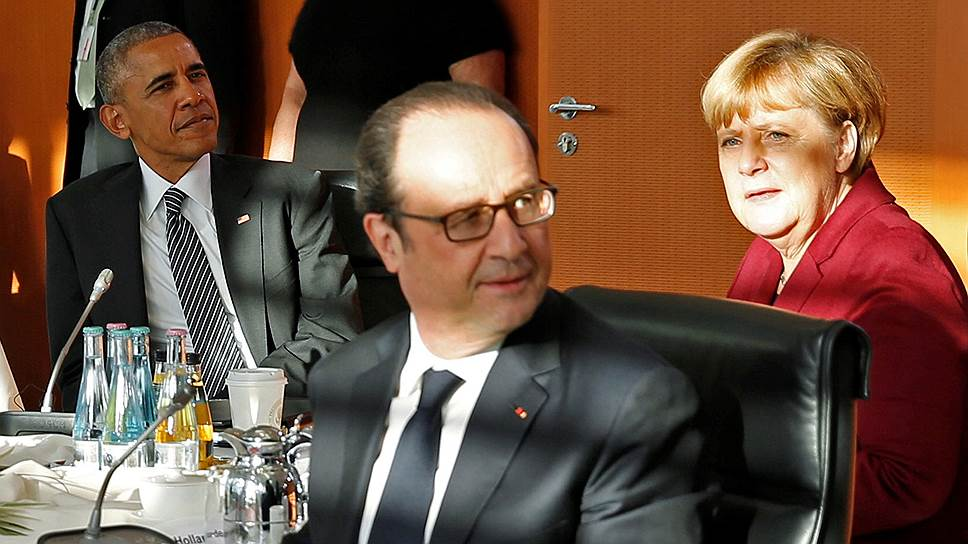 Как Барак Обама завещал европейским лидерам продолжать политику санкций против РФ