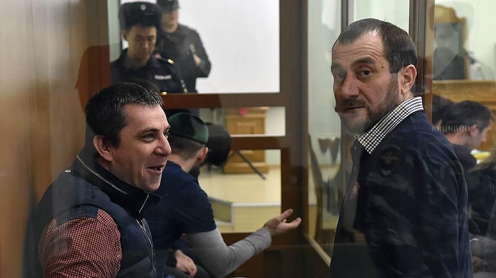 Как домработница узнала обвиняемых в убийстве Бориса Немцова