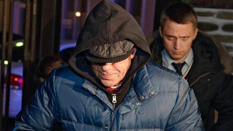 Как был задержан Геннадий Лопырев