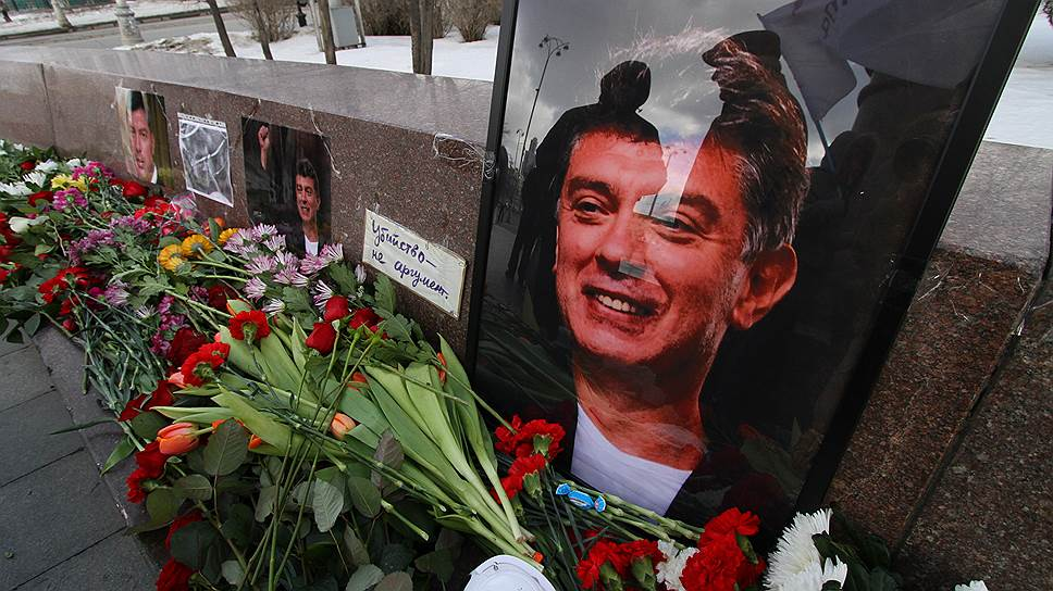 Как на процессе по делу об убийстве Бориса Немцова были допрошены его друзья и соратники