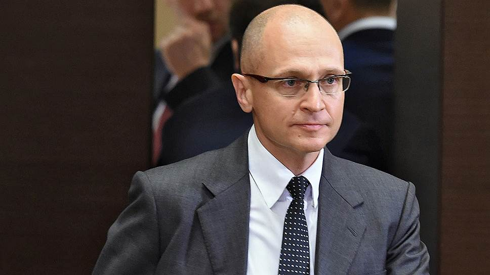 Зачем президентский совет встретится с Сергеем Кириенко
