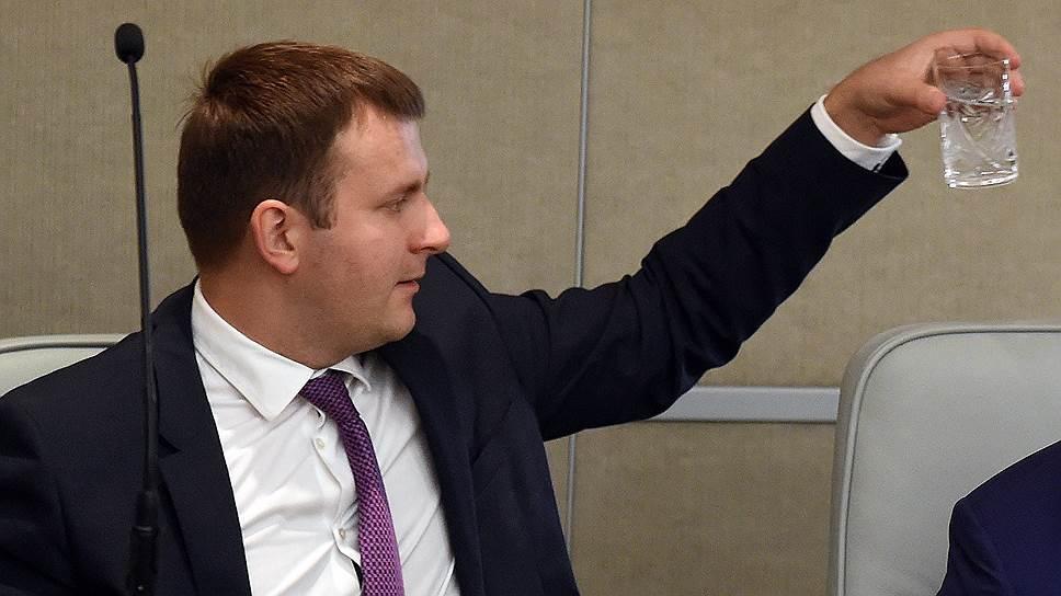 Как главой Минэкономики стал заместитель министра финансов Максим Орешкин
