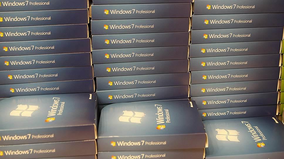 Как МВД заказало 17,9 тыс. ПК с Windows