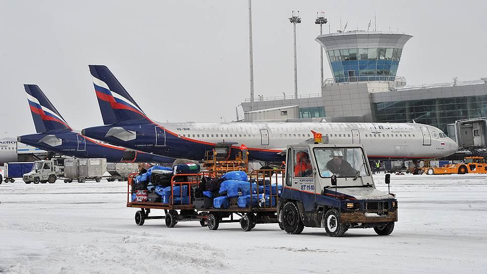 С чем могут быть связаны отмены рейсов «Аэрофлота»