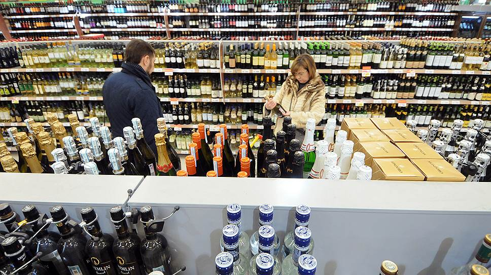 Как была разработана схема дистанционных продаж спиртного