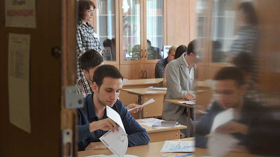 Знания будущих выпускников перед ЕГЭ проверят по пяти предметам