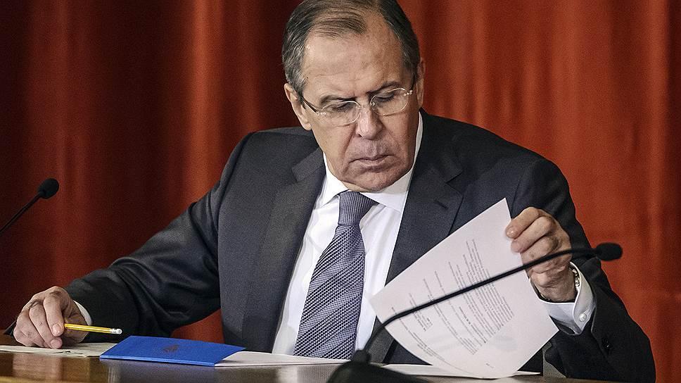 Как Сергей Лавров прокладывает дорогу в Белград для Дмитрия Медведева